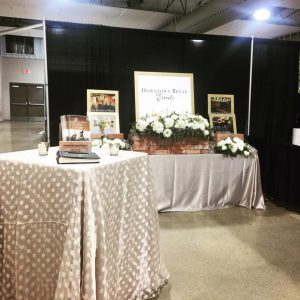 Bridal Show Booth 1